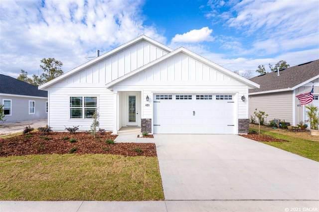 1523 SW 68th Terrace, Gainesville, FL 32607 (MLS #447804) :: Abraham Agape Group