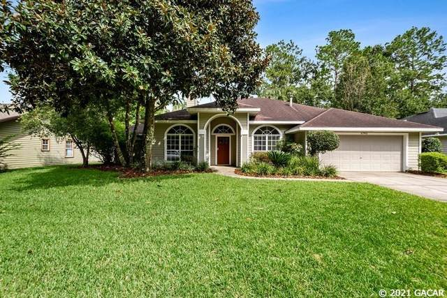 6745 NW 37th Drive, Gainesville, FL 32653 (MLS #447868) :: The Curlings Group