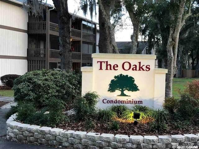 6519 W Newberry Road #512, Gainesville, FL 32607 (MLS #447892) :: Pristine Properties