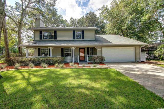 3707 NW 66TH Place, Gainesville, FL 32653 (MLS #447962) :: Abraham Agape Group