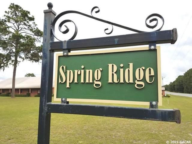 00 NE 53rd Terrace, High Springs, FL 32643 (MLS #447966) :: Abraham Agape Group