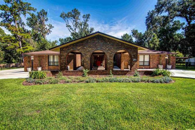 7128 NW 47TH Court, Gainesville, FL 32606 (MLS #447983) :: The Curlings Group