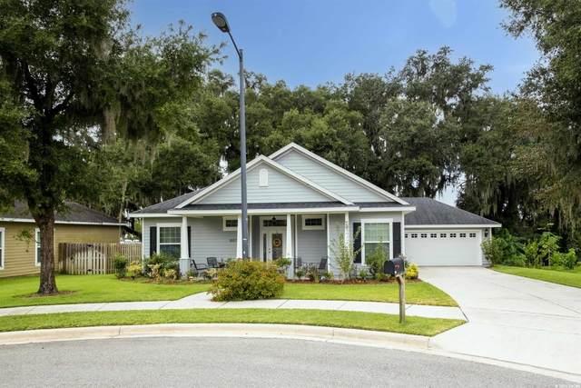 16678 NW 168th Terrace, Alachua, FL 32615 (MLS #447987) :: Abraham Agape Group