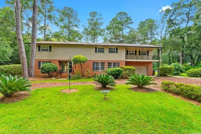 3201 NW 18th Avenue, Gainesville, FL 32605 (MLS #448003) :: Pristine Properties