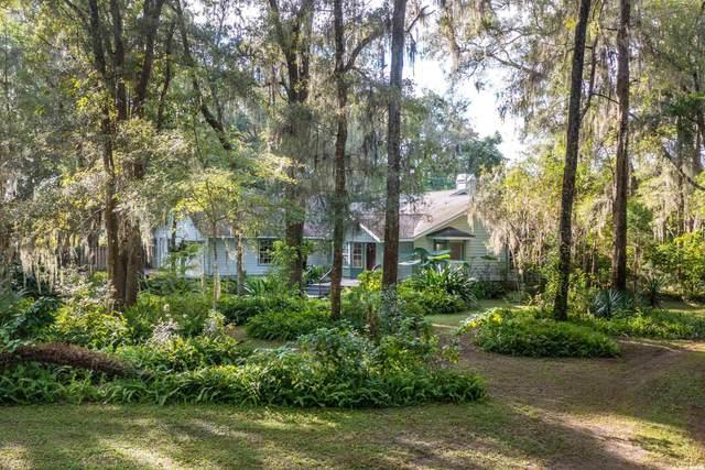 818 NW 202 Street, Newberry, FL 32669 (MLS #448005) :: Pristine Properties