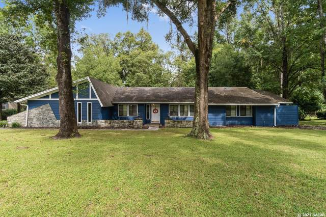 10603 NW 67th Way, Alachua, FL 32615 (MLS #448006) :: The Curlings Group