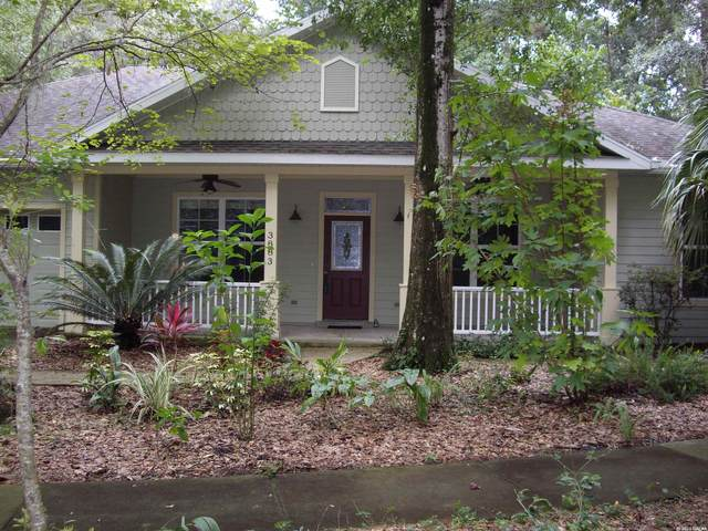 3883 SW 21 Drive, Gainesville, FL 32608 (MLS #448073) :: The Curlings Group