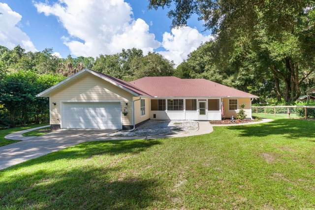 10408 NW 59th Terrace, Gainesville, FL 32653 (MLS #448090) :: The Curlings Group
