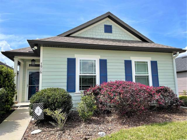 7916 SW 80th Drive, Gainesville, FL 32608 (MLS #448097) :: The Curlings Group