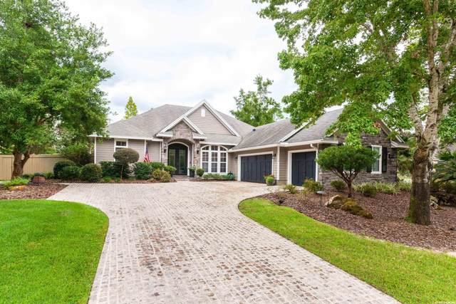 10308 SW 32nd Ave, Gainesville, FL 32608 (MLS #448101) :: The Curlings Group