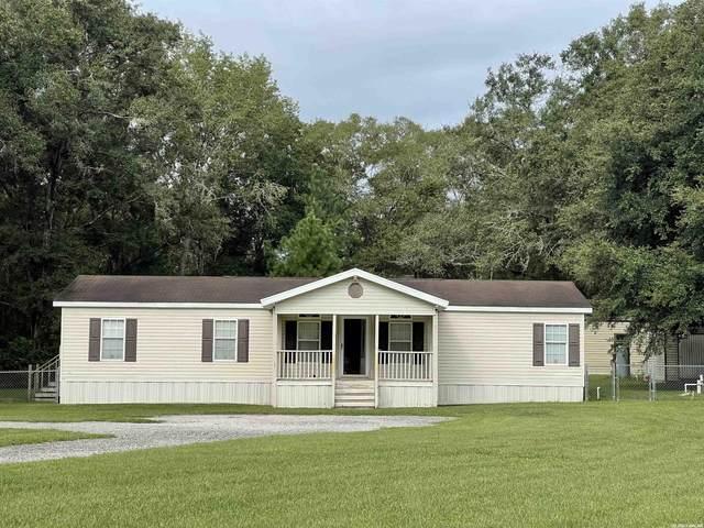 9528 NW 235th Terrace, Alachua, FL 32615 (MLS #448103) :: Abraham Agape Group