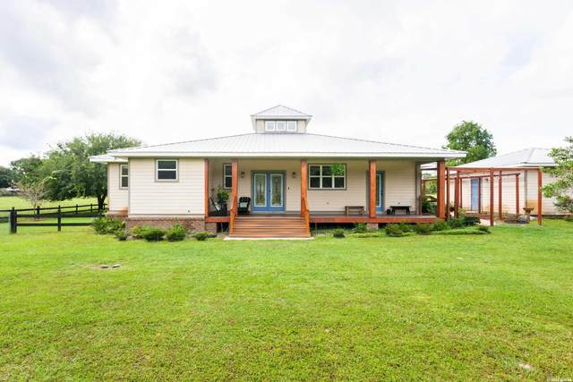 1731 Baden Powell Road, Hawthorne, FL 32640 (MLS #448112) :: The Curlings Group