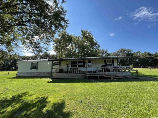 7515 NW 218th Street, Alachua, FL 32615 (MLS #448113) :: The Curlings Group