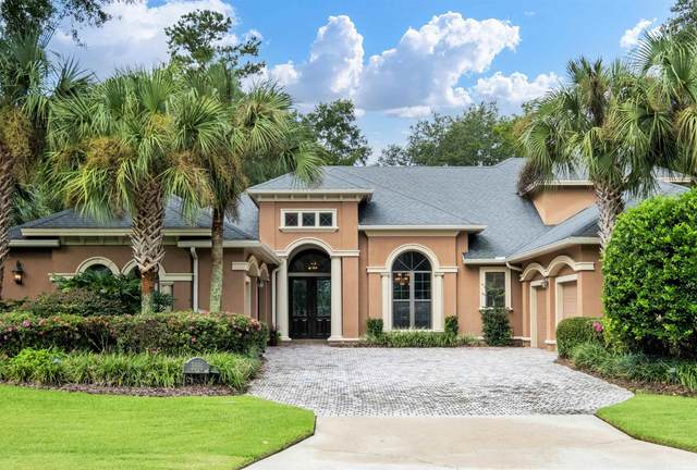 3586 SW 103RD Street, Gainesville, FL 32608 (MLS #448115) :: The Curlings Group