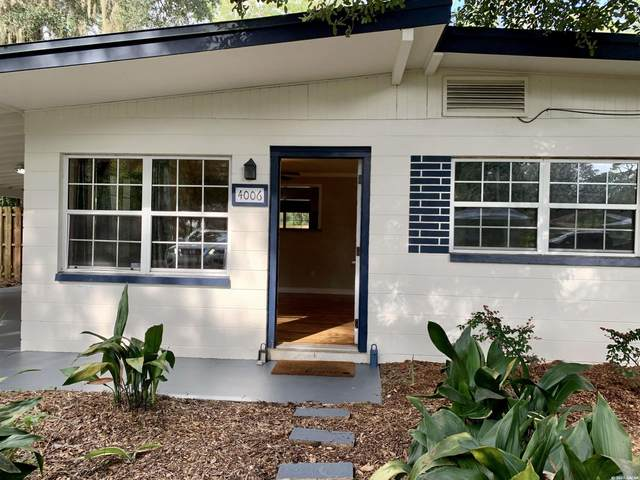 4006 NW 21ST Drive, Gainesville, FL 32605 (MLS #448134) :: Pepine Realty