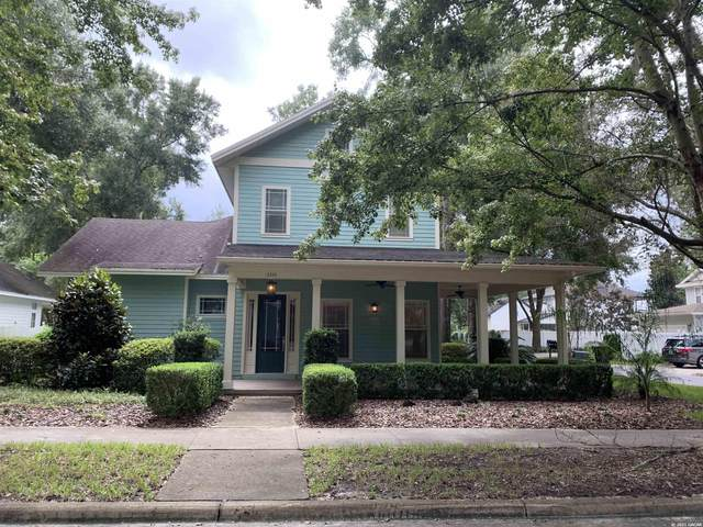 13249 SW 3RD Lane, Newberry, FL 32669 (MLS #448140) :: Pepine Realty