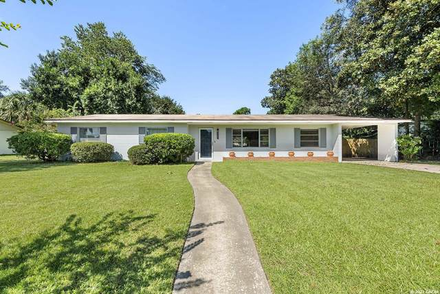 3300 NW 27th Avenue, Gainesville, FL 32505 (MLS #448148) :: Pepine Realty