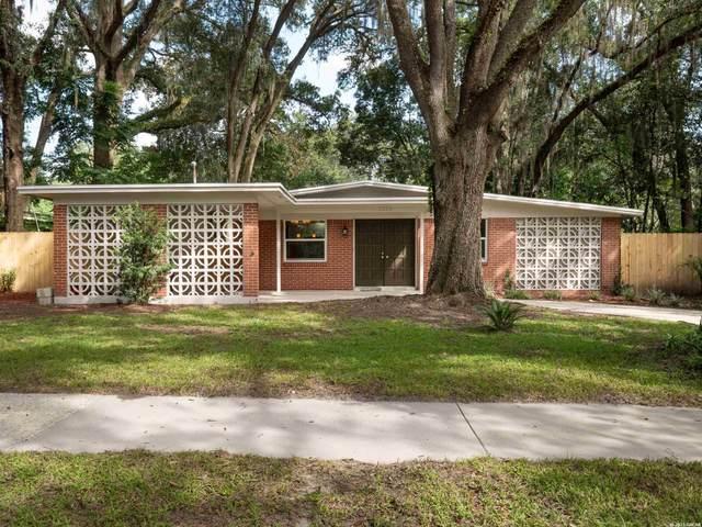 1628 NE 18th Place, Gainesville, FL 32609 (MLS #448165) :: Pepine Realty
