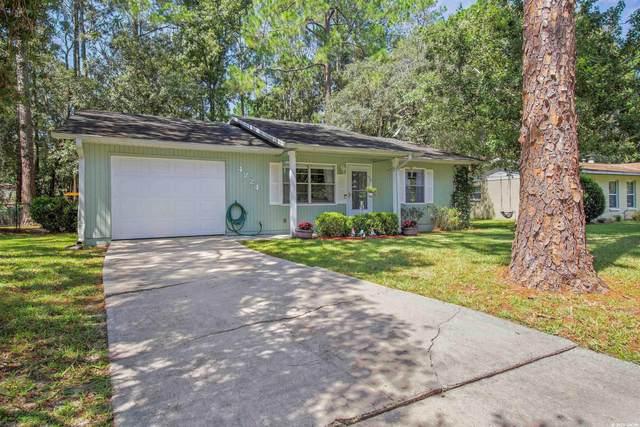 4224 NW 22nd Terrace, Gainesville, FL 32605 (MLS #448166) :: Pepine Realty