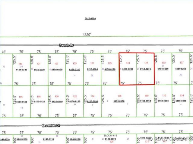 131-3 Desoto Drive, Florahome, FL 32140 (MLS #370187) :: Pepine Realty