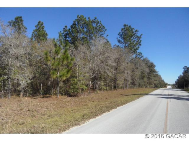 lot 12 NE 108th Lane, Bronson, FL 32621 (MLS #371698) :: Florida Homes Realty & Mortgage