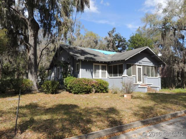 1236 NW 4th Avenue, Gainesville, FL 32601 (MLS #372180) :: Bosshardt Realty