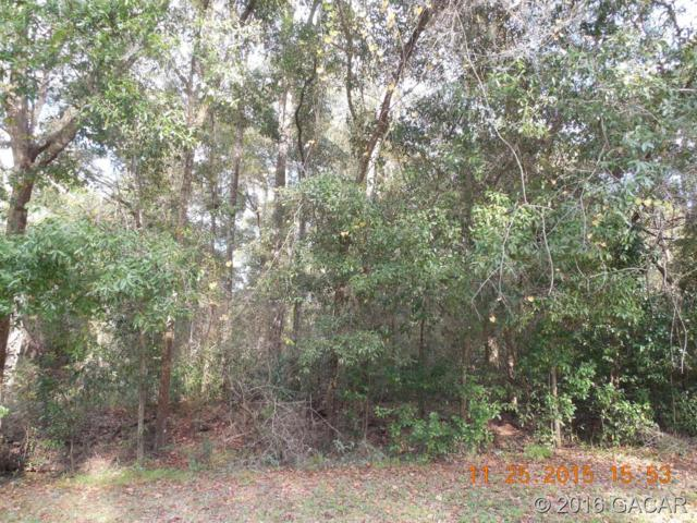 00 SE 46TH Place, Keystone Heights, FL 32656 (MLS #373592) :: Bosshardt Realty