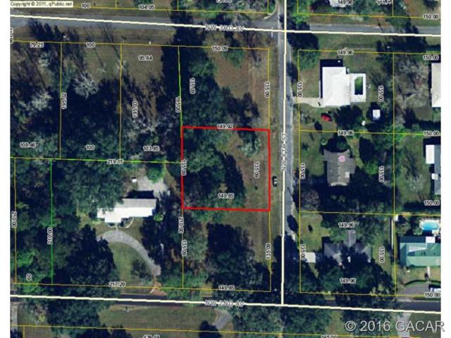 TBD NW 8th Street, Williston, FL 32696 (MLS #374898) :: Rabell Realty Group