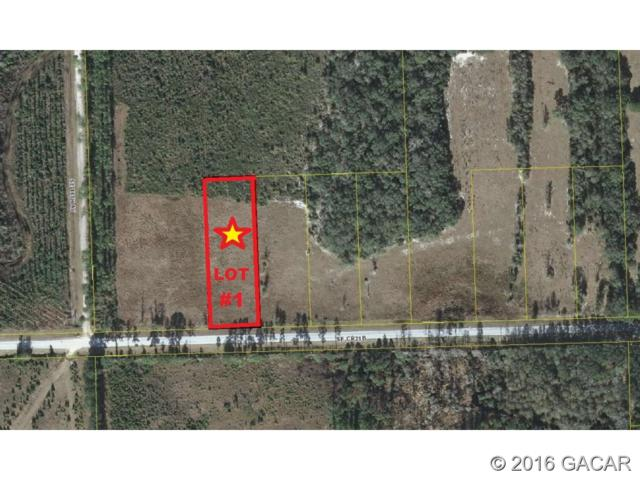 TBD Cr 21B Lot # 1, Keystone Heights, FL 32656 (MLS #375845) :: Better Homes & Gardens Real Estate Thomas Group