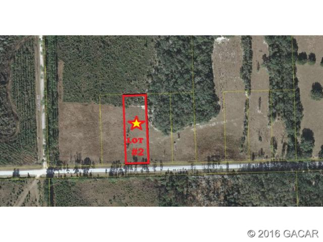 TBD Cr 21B Lot # 2, Keystone Heights, FL 32656 (MLS #375857) :: Better Homes & Gardens Real Estate Thomas Group