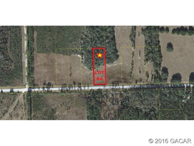 TBD Cr 21B  Lot # 4, Keystone Heights, FL 32656 (MLS #375860) :: Bosshardt Realty