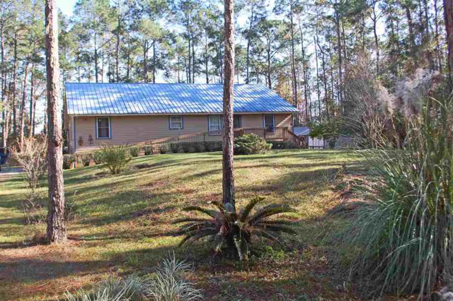 570 S County Road 21 Road, Hawthorne, FL 32640 (MLS #400091) :: Bosshardt Realty