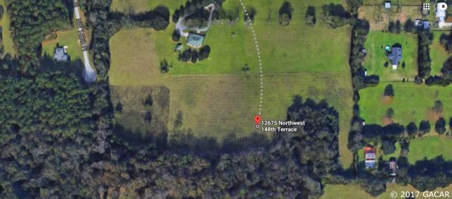 12675 148th Terrace, Alachua, FL 32615 (MLS #403091) :: Florida Homes Realty & Mortgage
