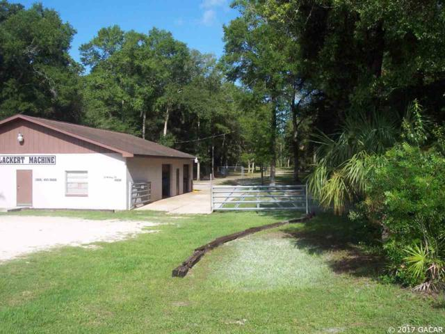 14038 NW Us Hwy 19, Chiefland, FL 32626 (MLS #403760) :: Florida Homes Realty & Mortgage