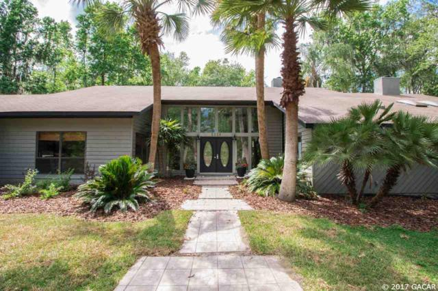 2224 NW 102nd Way, Gainesville, FL 32606 (MLS #404508) :: Bosshardt Realty