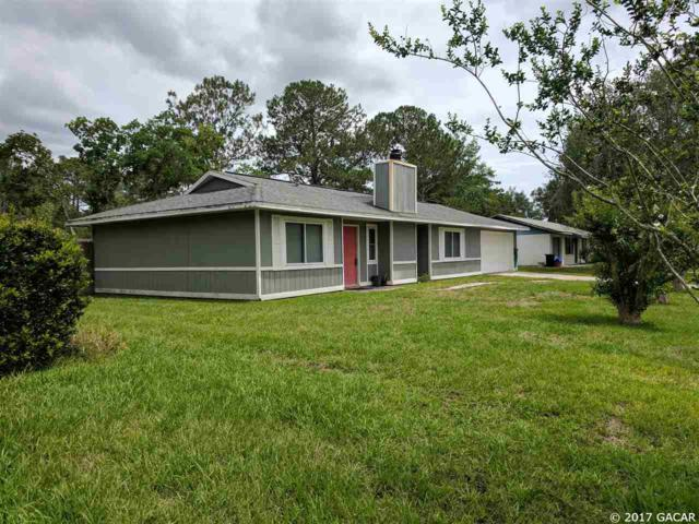 5815 NW 30th Terrace, Gainesville, FL 32653 (MLS #405706) :: Thomas Group Realty