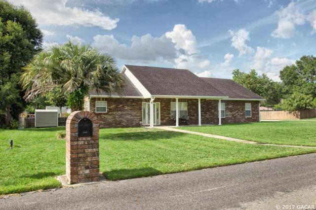 25418 SW 20th Avenue, Newberry, FL 32669 (MLS #406273) :: Bosshardt Realty