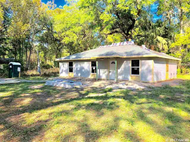 107 SW 8th Street, Micanopy, FL 32667 (MLS #406976) :: Bosshardt Realty