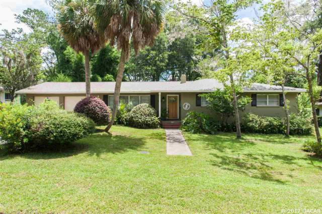 901 NW 37th Terrace, Gainesville, FL 32605 (MLS #407054) :: Thomas Group Realty