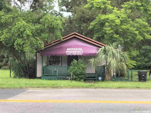 150 N Hathaway Ave, Bronson, FL 32621 (MLS #407200) :: Florida Homes Realty & Mortgage
