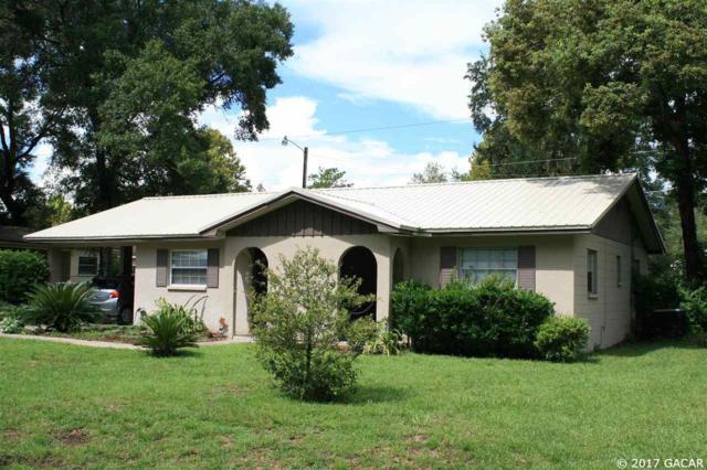 204 NE 47th Terrace, Gainesville, FL 32641 (MLS #407621) :: Thomas Group Realty