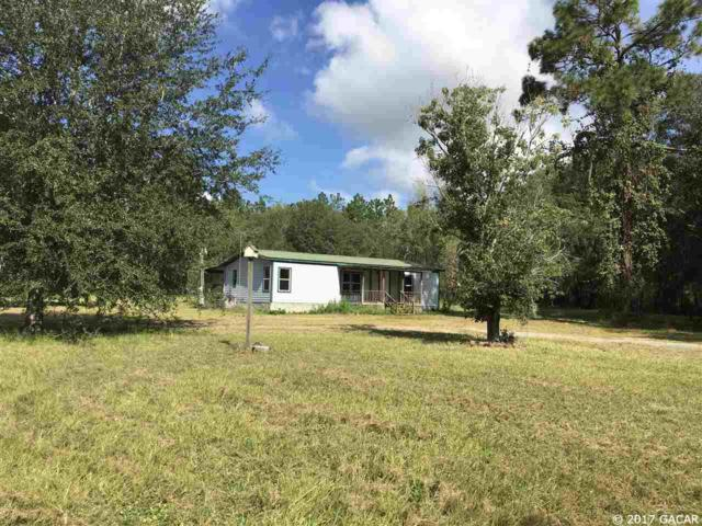 12550 NE 101st Court, Archer, FL 32618 (MLS #407791) :: Pepine Realty