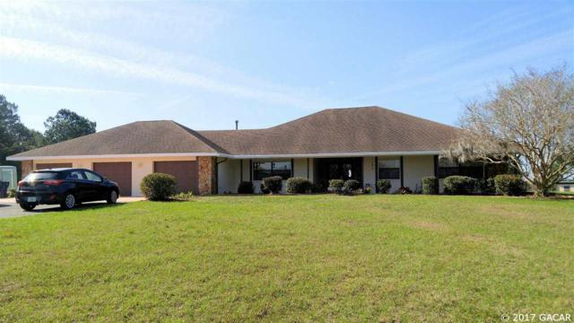 11908 NW 122nd Terrace, Alachua, FL 32615 (MLS #409173) :: Thomas Group Realty