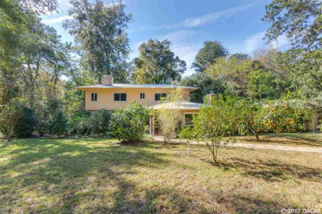 3840 NW 15th Street, Gainesville, FL 32605 (MLS #410073) :: Bosshardt Realty