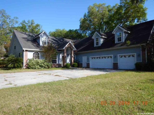 921 SW 170TH Street, Newberry, FL 32669 (MLS #410360) :: Bosshardt Realty