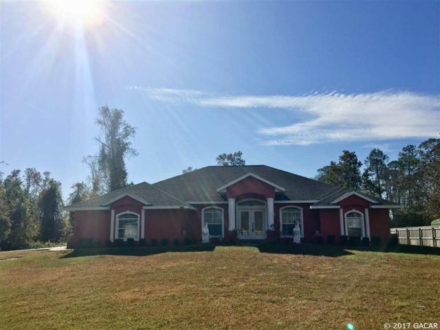21519 SE 111th Avenue, Hawthorne, FL 32640 (MLS #410420) :: Florida Homes Realty & Mortgage