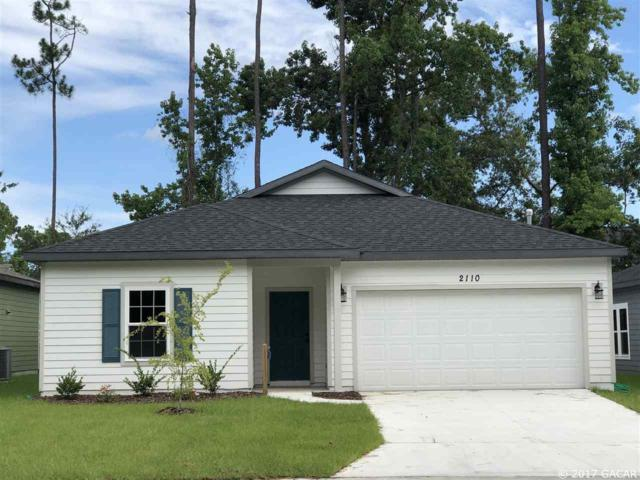 2110 NW 75th Place, Gainesville, FL 32653 (MLS #410440) :: Florida Homes Realty & Mortgage
