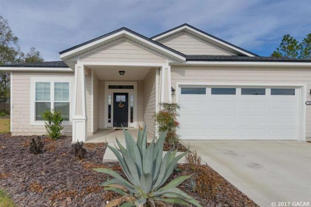 894 NW 256TH Way, Newberry, FL 32669 (MLS #410461) :: Bosshardt Realty