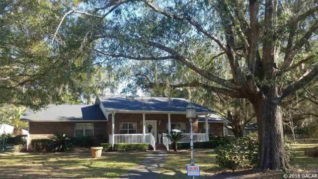 19109 NW 233rd Street, High Springs, FL 32643 (MLS #410799) :: Florida Homes Realty & Mortgage