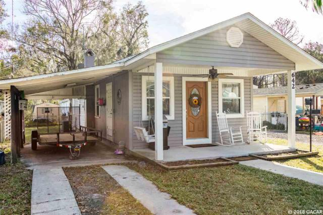 642 Gardiner Street, Starke, FL 32091 (MLS #410900) :: Thomas Group Realty